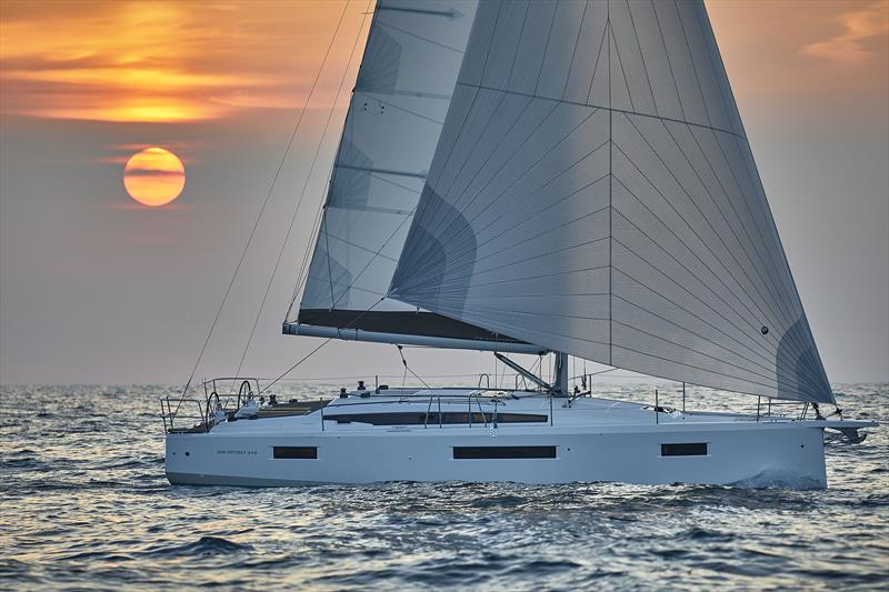 Sunsail invest in 15 new Jeanneau Sun Odyssey 410 yachts in 2020 - photo © Bertrand Duquenne