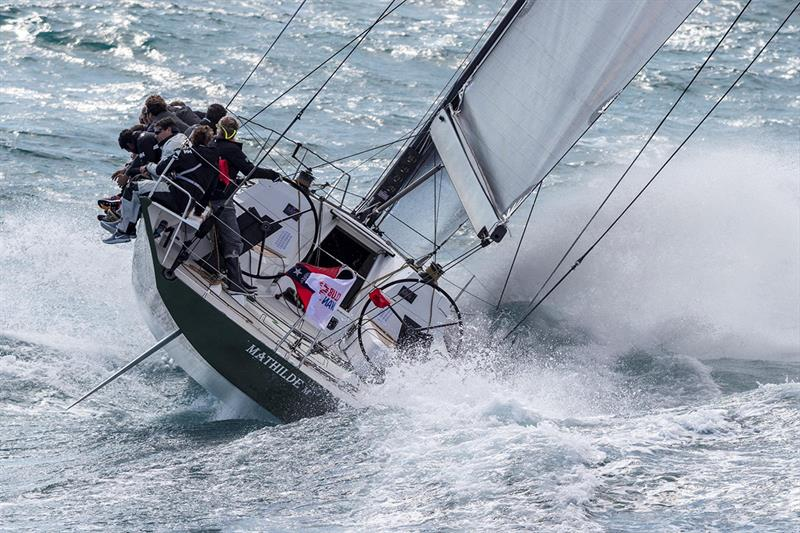 2018 Monaco Swan One Design - Day 2 - photo © Nautor's Swan